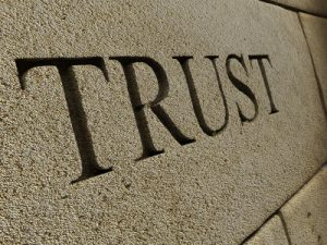 Trust. Our Greatest Asset